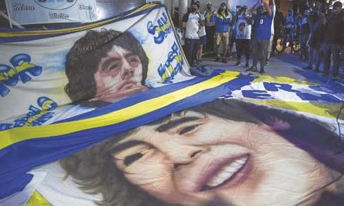 Football legend Maradona undergoes successful brain surgery