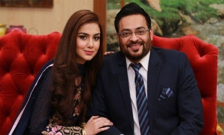 Aamir Liaquat and wife test positive for Covid-19 as cases rise