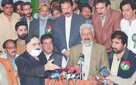 Tumult hits PML-N in Balochistan over 'narrative'