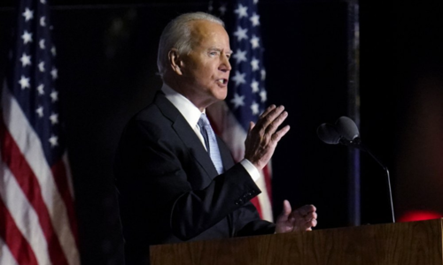 Editorial: After a deeply polarising election, Biden has a difficult job ahead of him