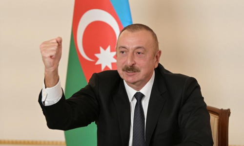 Azerbaijan announces capture of Karabakh's second-largest city, Armenia denies it