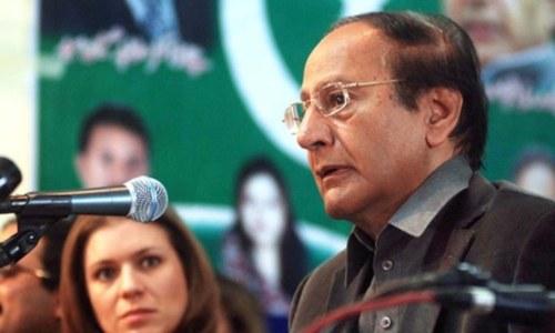 Shujaat's health improves, Ahmad Mukhtar hospitalised