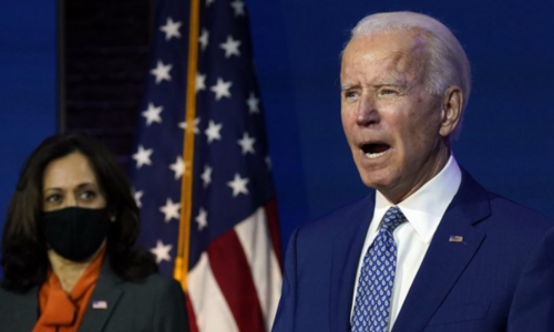 Editorial: Biden's election is a return to status quo as far as US policy towards Muslim world is concerned