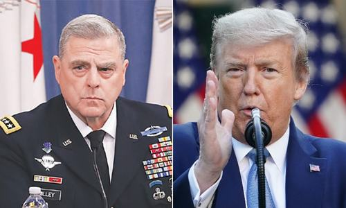 Trump card: US military wary Pentagon shakeup could upend its apolitical nature