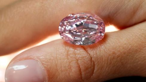 This 'true wonder of nature' pink diamond sold for more than Rs4.6bn
