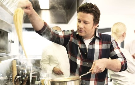 Here's why celebrity chef Jamie Oliver wants you to cook from scratch