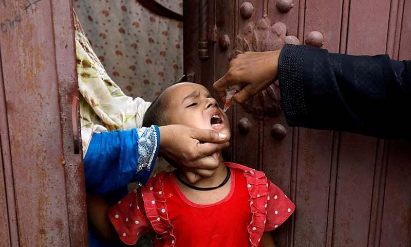 راولپنڈی میں 30 نومبر سے 4 روزہ انسداد پولیو مہم کا آغاز ہوگا