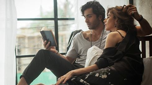 Syra Yousuf and Sheheryar Munawar's latest photoshoot is breaking the internet