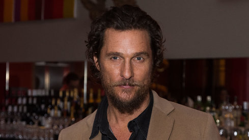 Matthew McConaughey may be the next American celebrity to throw his hat into the political ring