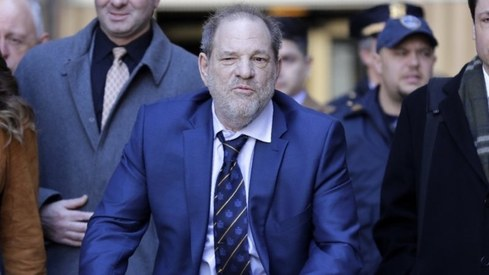 Contrary to reports, Harvey Weinstein did not contract coronavirus in prison