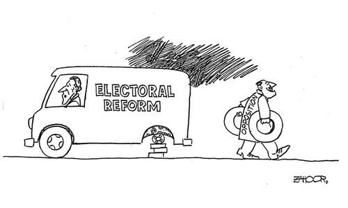 کارٹون : 21 نومبر 2020