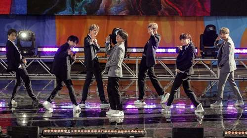 K-pop's BTS marks pandemic year with BE album, releases video for new single