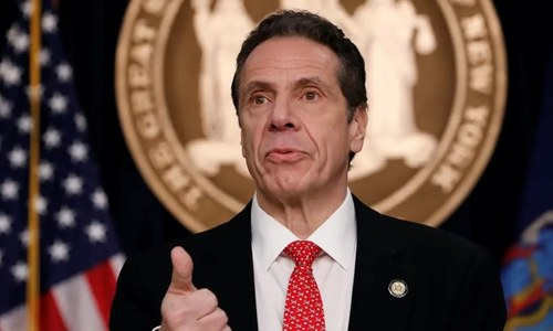 کورونا کی '111 بریفنگز' پر نیویارک کے گورنر کیلئے انٹرنیشنل ایمی ایوارڈ کا اعلان