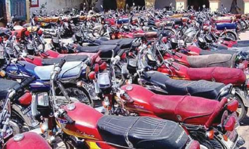 Bikes blooming market