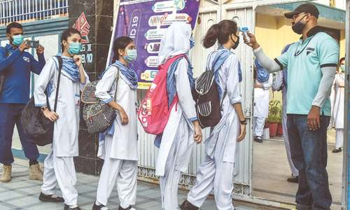 Violation of SOPs at schools, colleges worries parents