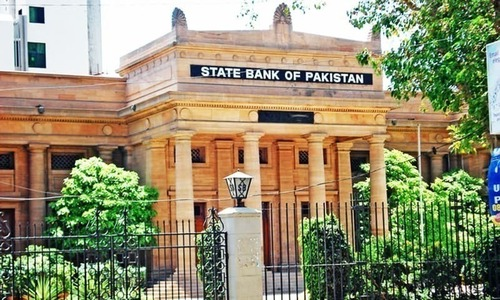 SBP keeps policy rate unchanged at 7pc for a second time