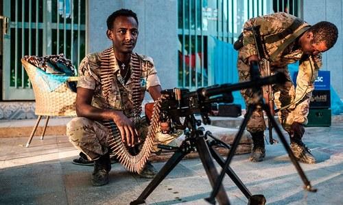ایتھوپیا: الٹی میٹیم کے بعد ٹیگرے کے دارالحکومت کے گرد گھیرا تنگ