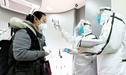 چین نے کورونا وائرس پر تحقیقات کیلئے مکمل تعاون کی یقین دہانی کرادی، ڈبلیو ایچ او