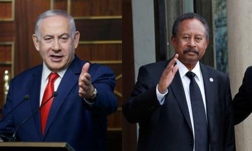 تعلقات کی بحالی کے بعد اسرائیل کا پہلا وفد سوڈان روانہ