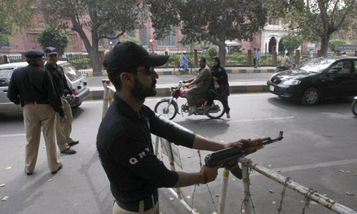 Policeman sentenced to death for killing citizen in staged encounter