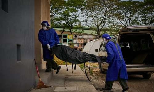 کورونا کی دوسری لہر میں تیزی: ملک میں ایک روز میں  3 ہزار سے زائد کیسز، 59 اموات