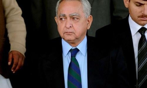 پاک بحریہ کے سابق سربراہ ایڈمرل فصیح بخاری انتقال کر گئے