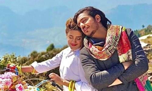 اداکارہ کبریٰ خان اور گوہر ممتاز فلم 'ابھی' میں ساتھ نظر آئیں گے