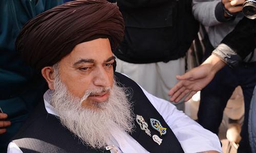 Controversy over Khadim Rizvi's successor