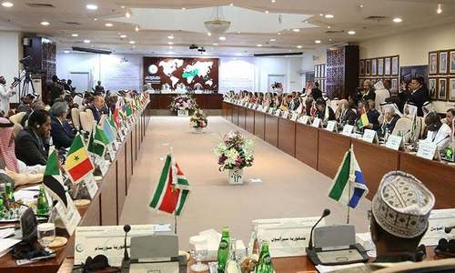 Kashmir not on agenda of OIC foreign ministers' meeting