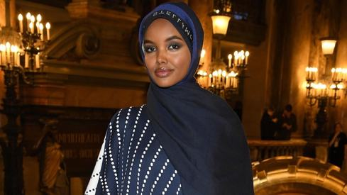Muslim model Halima Aden quits runway shows over religious beliefs
