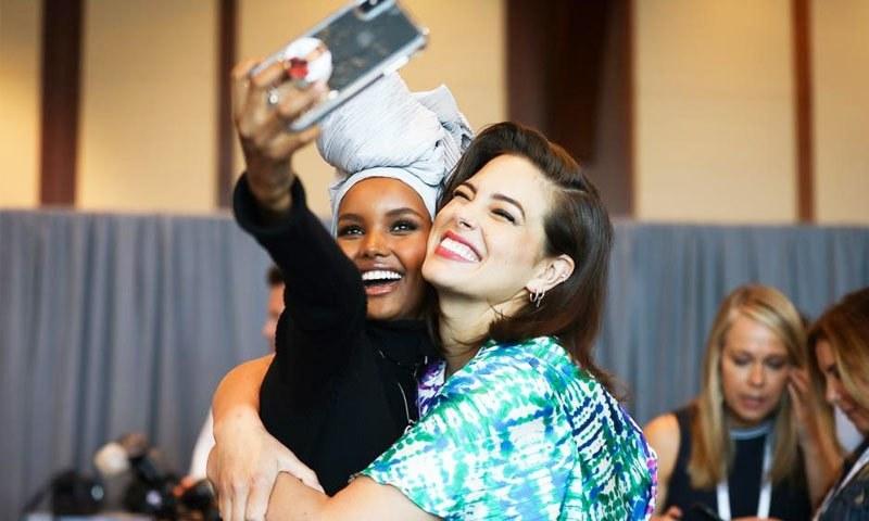 امریکی ماڈل حلیمہ آدن نے مذہب کی خاطر ماڈلنگ چھوڑ دی