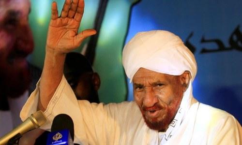 سوڈان کے سابق وزیراعظم صادق المہدی کا کورونا وائرس سے انتقال