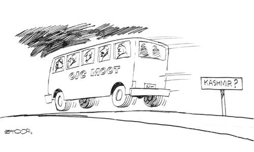 Cartoon: 27 November, 2020