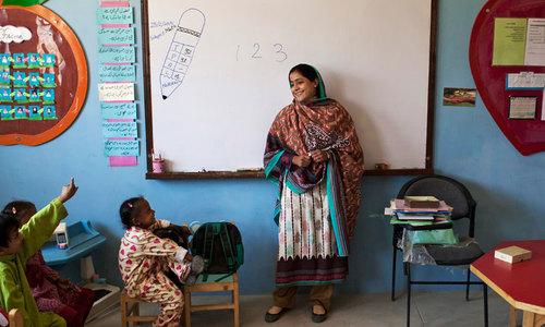 وہ عظیم اساتذہ، جن کی خدمات پر کبھی کسی نے بات نہیں کی!
