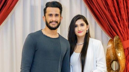 Cricketer Hassan Ali and wife are expecting their first child together