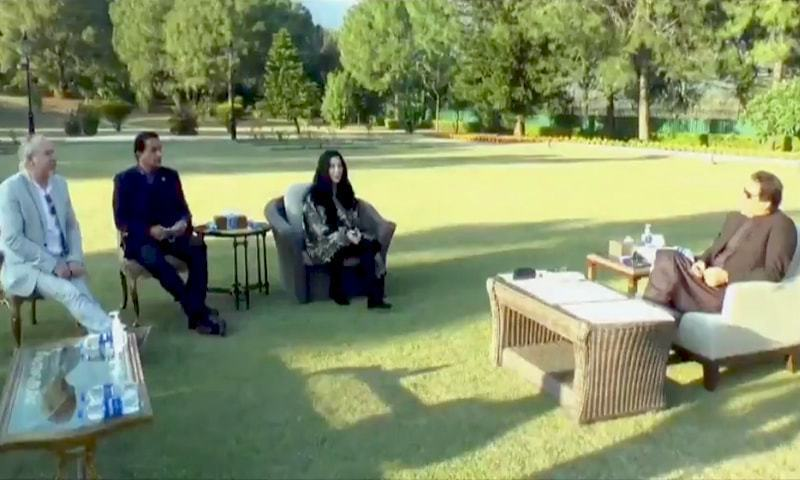 Singer Cher meets PM Imran in Islamabad, thanks him for facilitating Kaavan's departure to Cambodia