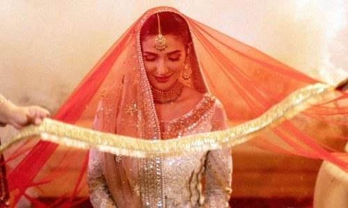 اداکارہ رباب ہاشم شادی کے بندھن میں بندھ گئیں