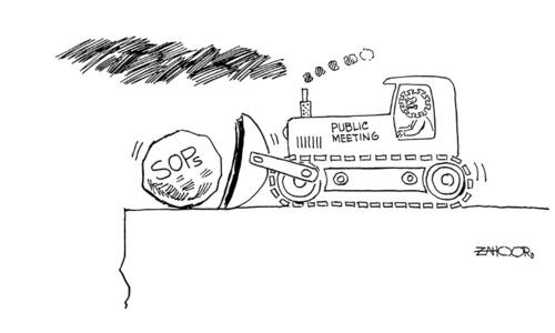 Cartoon: 28 November, 2020