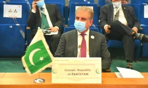 او آئی سی مسلمانوں کے خلاف اشتعال انگیزی ختم کرنے کیلئے کام کرے، پاکستان