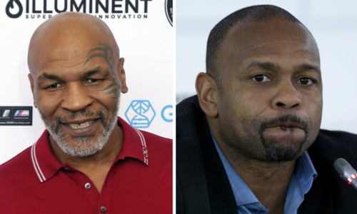 50-something Mike Tyson, Roy Jones Jr hungry to fight again