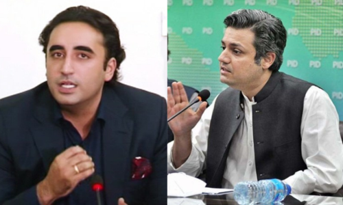 Hammad, Bilawal in war of words over 'sacking' of 4,500 PSM employees