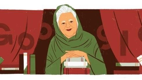 Google Doodle celebrates Bano Qudsia