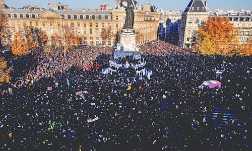 Thousands protest as France reels from police violence