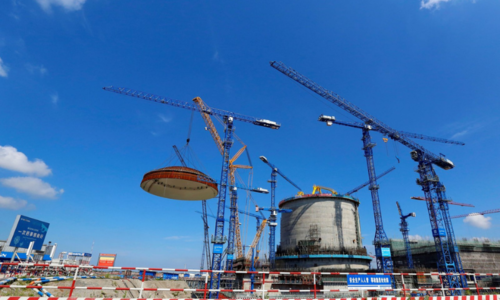 China's first domestically-made nuclear reactor goes online