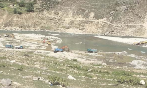 Death of the Kunhar River