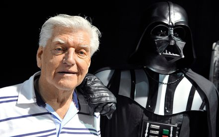 Dave Prowse, British actor who played Darth Vader, dies at 85