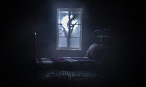 افسانہ: نیند، خوف اور سابقہ بازی گر