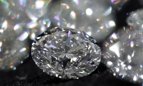 Here's how we created diamonds in minutes, without heat — by mimicking the force of an asteroid collision