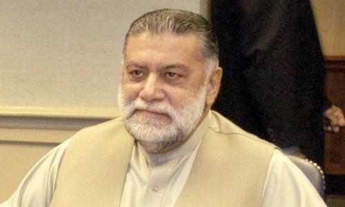 سابق وزیر اعظم میر ظفراللہ جمالی کے انتقال کی افواہیں