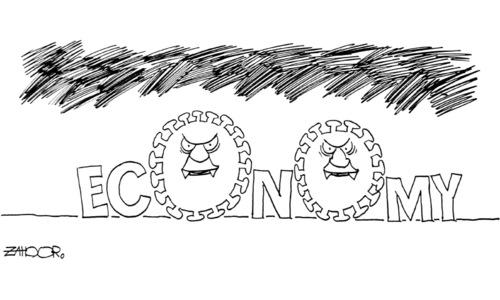 Cartoon: 1 December, 2020